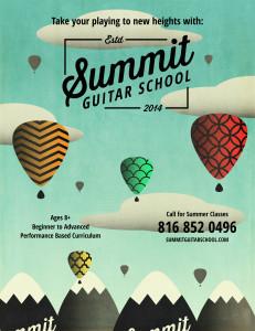 Summit Guitar School Lee's Summit Missouri