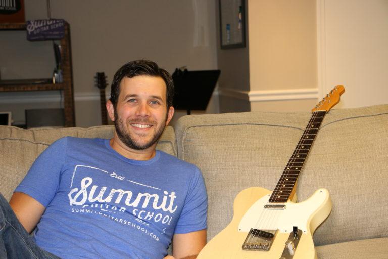 Summit Guitar School Online, online guitar classes