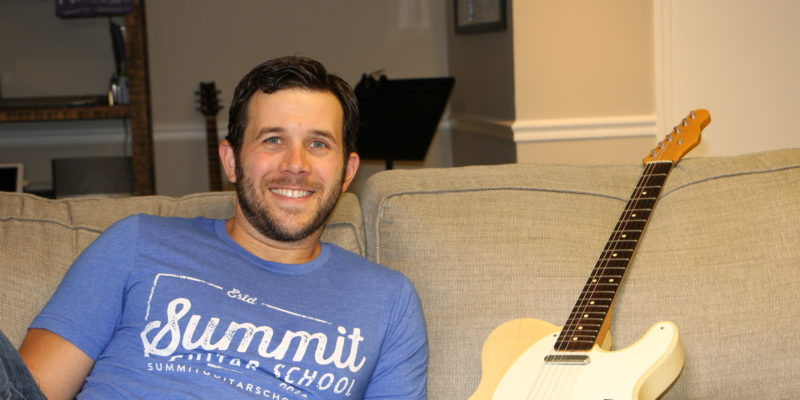 Summit Guitar School Online, online guitar classes